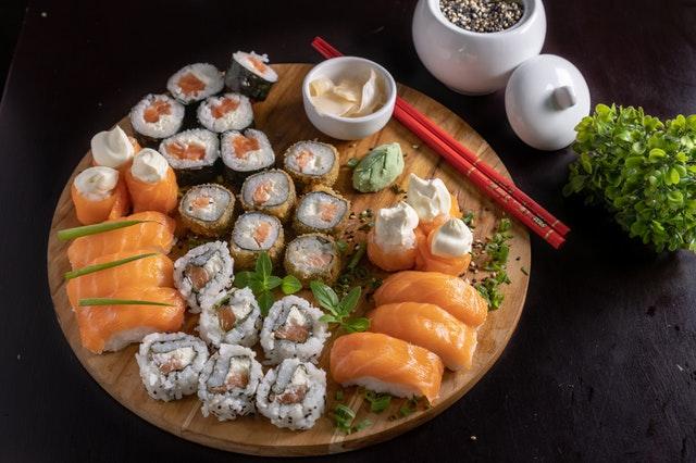 Czym kierować się podczas zamawiania pierwszego sushi
