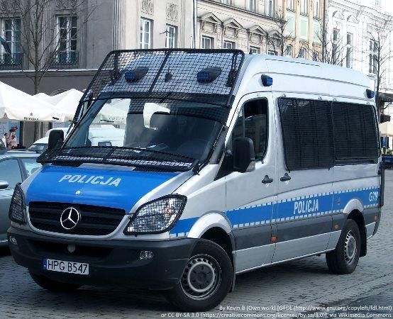 Policja Rybnik: Driftem ulicami miasta