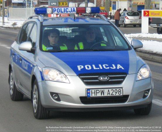 Policja Rybnik: Matka z 5 promilami
