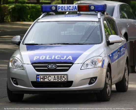 Policja Rybnik: Zdradziła ich głośna muzyka...